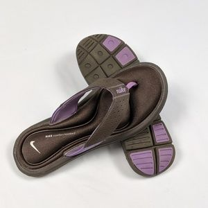 Nike Comfort Footbed slides (B29)